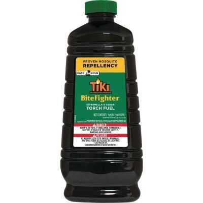 Tiki BiteFighter 64 Oz. Cedar & Citronella Torch Fuel