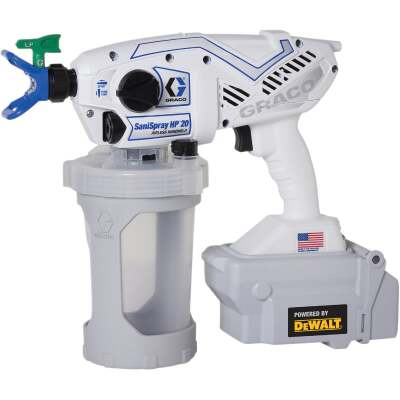 Graco SaniSpray HP20 Cordless Handheld Disinfectant Sprayer