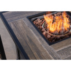 Leisure Classics Madrid 5-Piece Fire Table Chat Set Image 6